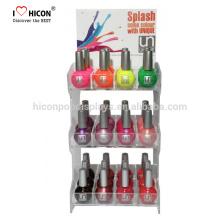 Custom Essie Nail Polish Kosmetik Display Racks mit Professionalität in jeder einzelnen Phase des Herstellungsprozesses