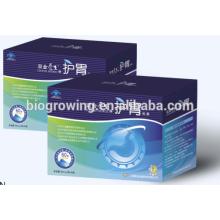 Probióticos con suplementos de medicina tradicional china (MTC)