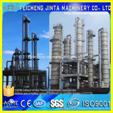 Fabricants d'équipement de distillation d'alcool et d'éthanol Fabricants d'équipement de distillation d'alcool et d'éthanol