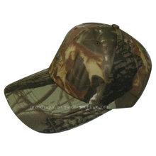 Sombrero real en blanco del ejército de Camo del árbol con las ilustraciones de patente