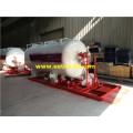 10 CBM 5ton Propane Gas Refilling Plants