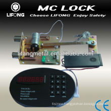 Digital safe deposit box lock for home safe and hotel safe,alarm system