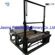 Tecidos não-tecidos Máquinas de rebobinagem de corte