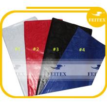 Les meilleures ventes de Brocade Guinée damas Shadda tissu de coton africain vêtement Bazin 5 Riche Mètres / Sac matériau souple