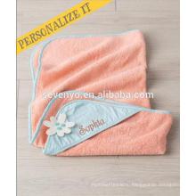 2018 популярны полотенца с капюшоном, 100% хлопок, коробка цветка полотенце,милый и мягкий высокое качество полотенце с капюшоном любовник девушки