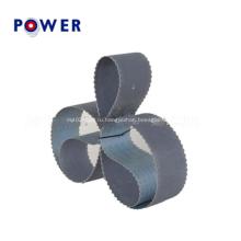 Стабильные резиновые роликовые шлифовальные ленты