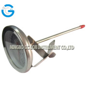 High Quality All Stainless Steel temperature meter for oven