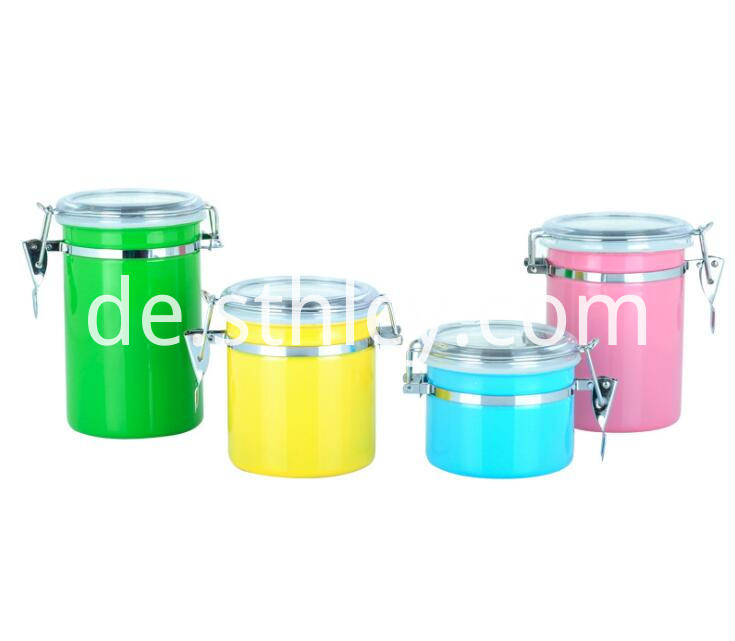 Stainless Steel Spice Jars Wholesale