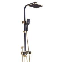 Аксессуары для ванной Набор смесителей для душа Rainfall Waterfall Многофункциональный комплект для душа