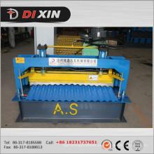 Dx 850 Galvanizado galvanizado Roofing Sheet Rollo que forma la máquina