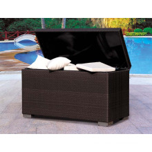 Outdoor Furniture-Fixed Cushion Box with Inner Box