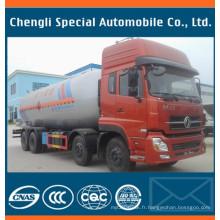 35500liters ASME Standard LPG Bob Tail camion-citerne