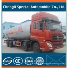 35500liters ASME Standard LPG Bob Tail Tank Truck