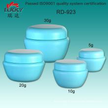 Pots en plastique petit pot de crème pour la Promotion, PP cosmétique