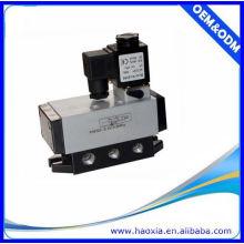 Q24HD-15 válvula de solenóide de material de liga de meia polegada com alta qualidade