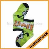 Socks Manufacturer Custom Kid Sock With Puppy Dog Pattern Printing