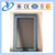 Bulletproof Fensterschirm, hochfester Edelstahl Metall Fensterschirm, Sicherheitsfenster Bildschirm