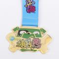 Dekoratives handgemachtes Medaillendesign des fördernden Geschenks