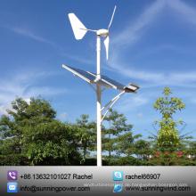 1000W Hybrid-Solar-Windkraftanlage
