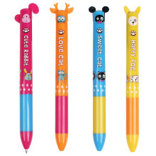 2 Color Cartoon Pen for Children