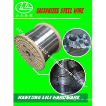 Fio de aço galvanizado (0.30mm-6.30mm)