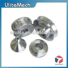 OEM de precisión de color anodizado de fresado de torneado CNC piezas de aluminio