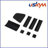 Coating Black-Epoxy NdFeB Arc Magnets Custom Magnets (A-001)