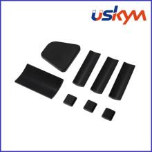 Revestimento Black-Epoxy NdFeB Arc Magnets Ímãs personalizados (A-001)