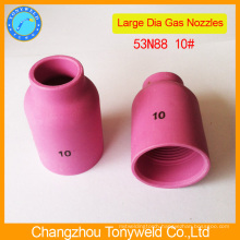 53N88 ceramic nozzle for tig welding torch