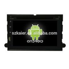 Núcleo Octa! Android 8.0 carro dvd para FORD EXPLORER com 7 polegada de Tela Capacitiva / GPS / Link Espelho / DVR / TPMS / OBD2 / WIFI / 4G