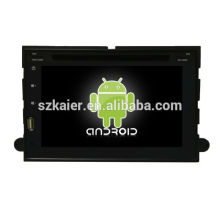 Восьмиядерный! 8.0 андроид автомобильный DVD для Ford Explorer с 7-дюймовый емкостный экран/ сигнал/зеркало ссылку/видеорегистратор/ТМЗ/кабель obd2/интернет/4G с
