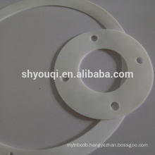 Customized size White PTFE gaskets with good price