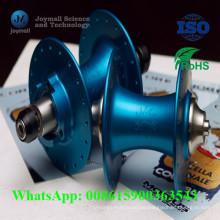 Kundenspezifisches Aluminium-Druckguss-Fahrrad-Achsen-Teil-Zyklus-Achsen-Teil