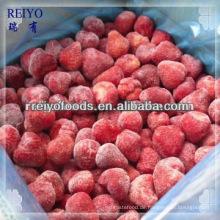 Gefrorene erdbeerenmarken