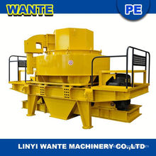 Low power gravel and sand making machine supplier with low price