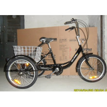 "Hot Sale Old People 20"" Cargo Tricycle (FP-TRCY031)"