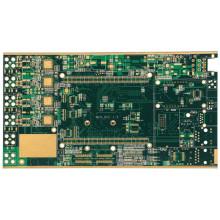 Placas de circuitos médicos de control de impedancia