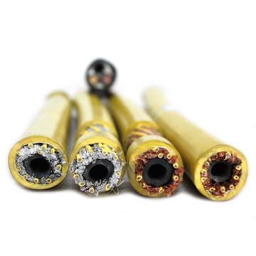 Runde oxysäurefreie Kupferdrähte oder Aluminium-Co2-Schweißkabel