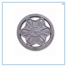 Sand Casting Parts for Manhole Cover with 0.08mm Diameter Tolerance