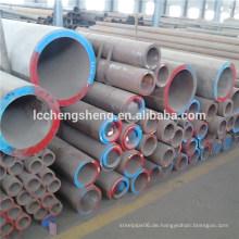EFW ASTM A134 Geschweißte Stahlrohr für Karbonisierungsofen Fabrikpreis