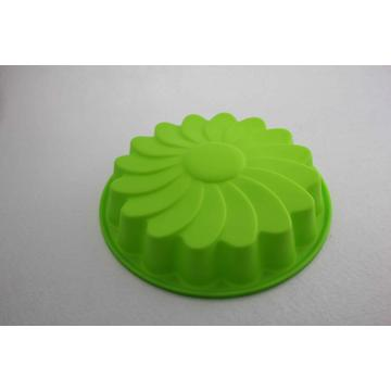 Silikon Bakeware Fancy Moulds för Cake Making