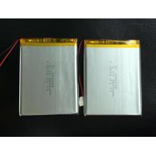Batería Lipo Batería Li-Polymer de 3.7V 3600mAh recargable