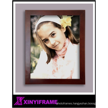 Cheap Wholesale Wooden frames Fou Customized Colour and Size Poster Frame