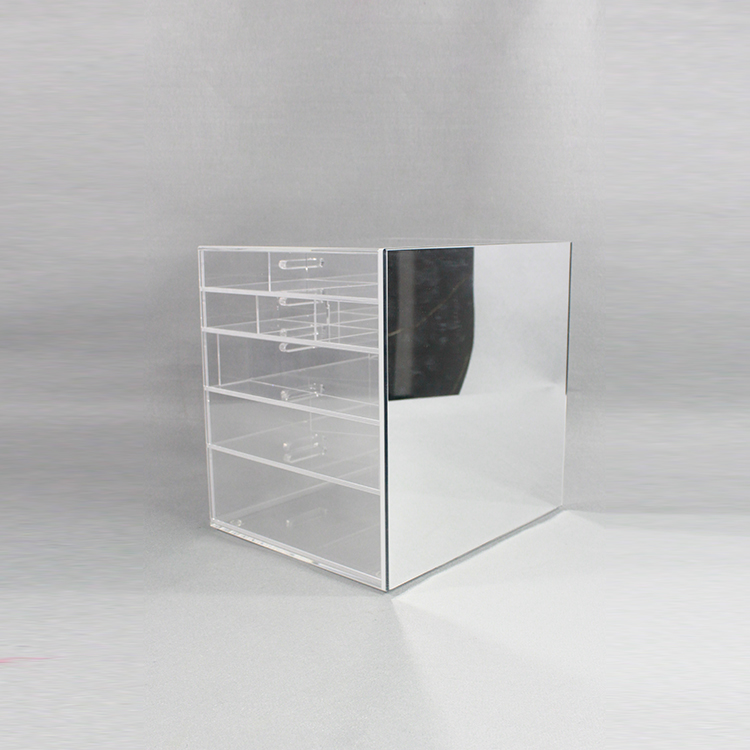 Cheap Acrylic Cosmetic Organizer