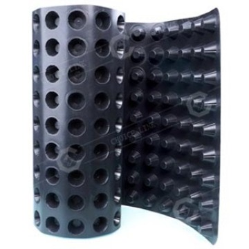 construction material HDPE plastic dimple drainage board