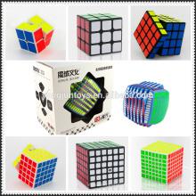 YJ YongJun MoYu rompecabezas mágico cubo mágico cuadrado rompecabezas cubos promocionales para niños regalos juguetes educativos