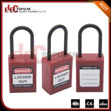 Elecpopular productos de alta demanda especial coloridos Oem seguridad candado con clave
