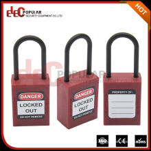 Elecpopular Goods Of High Demand Special Colorful Oem Security Padlock With Key