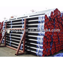 oil well casing pipe/API 5L oil casing pipe /tube seamless