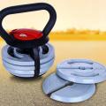 Fitness Adjustable Cast Iron Kettlebell